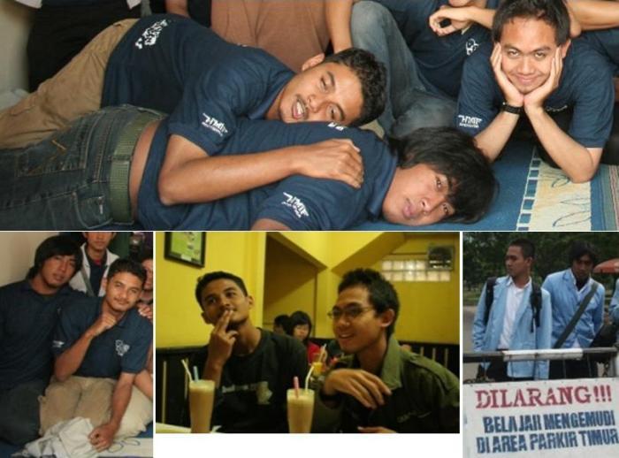 bijak feat. calon Ketua HMIF 2009-bil & ryo-